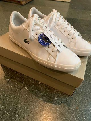 lacoste sepatu