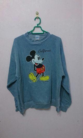 [Vintage] Mickey Mouse Sweatshirt