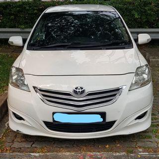 Toyota Vios 1.5 E Manual