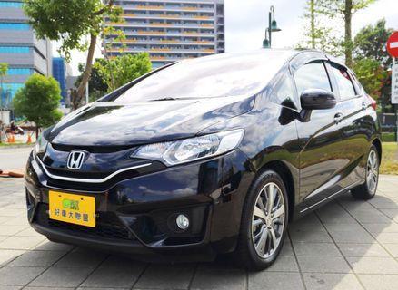 2016 Honda Fit 黑色