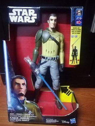 TODAY PROMO !! [13112019] Star Wars Figure Kanan Jarrus (Star Wars Rebels)