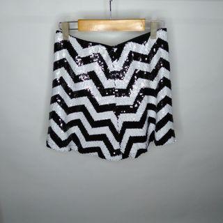 Forever21 Skirt Zigzag
