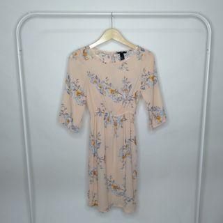 H&M, Dress Peach