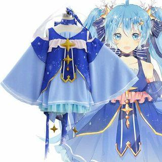 RENT/SALE Vocaloid Miku 2017 Christmas Cosplay Costume