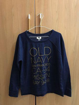 Old Navy刷毛長袖