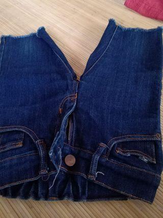 Short jeans 2y