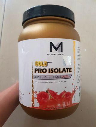 Gold Pro Isolate