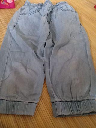 Banana jeans kids 3 yrs