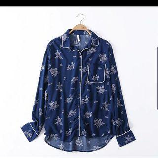 Blouse Pyjamas
