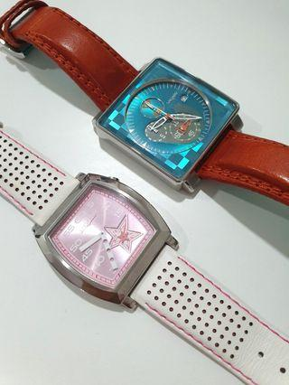 Vagary by Citizen Japan - Couple Watch
