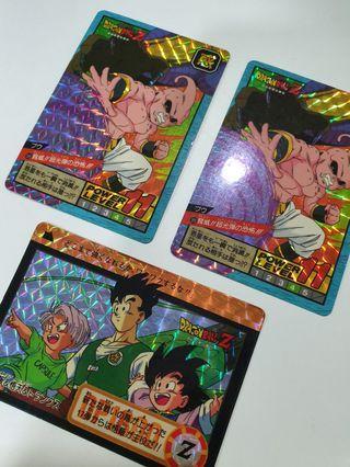 Dragon Ball Prism Card - Loose