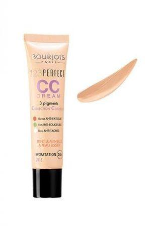 Bourjois 1,2,3 Perfect CC Cream 33 Rose Beige (READ DESC)