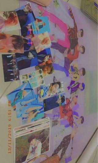 (WTS) PERSONA POSTER OFFICIAL + freebies