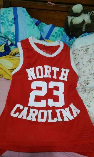 北卡羅萊納州球衣