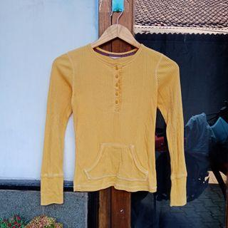 #1111special Yellow Top