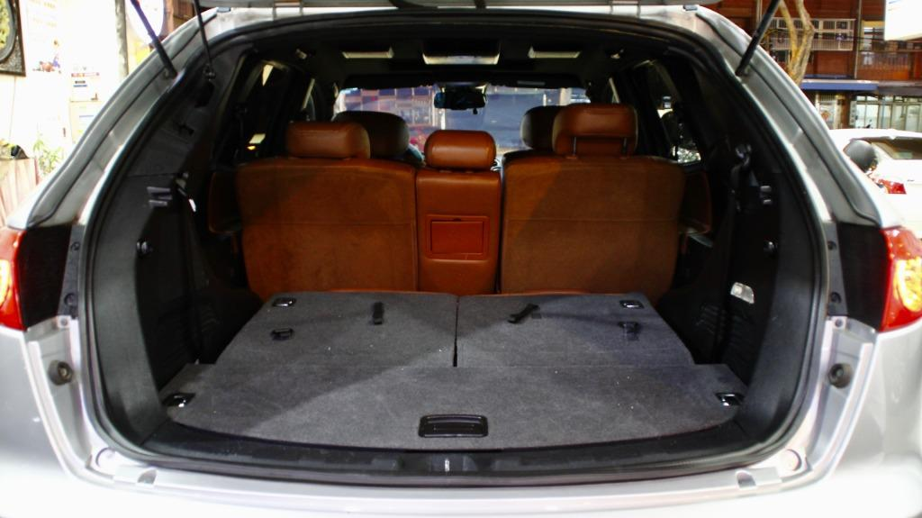 納智捷 Luxgen 7 SUV 旗艦型 4WD 2.2t 2010年