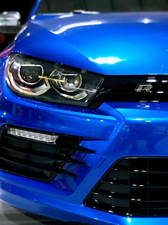 2015年 Volkswagen Scirocco R 2.0 只跑四萬 原版件 可認證 原廠保固中 要開就要開R版 本店秉持著實車實價 請安心詢問