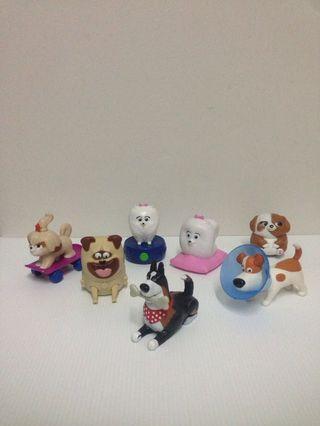 Pets Toys lot
