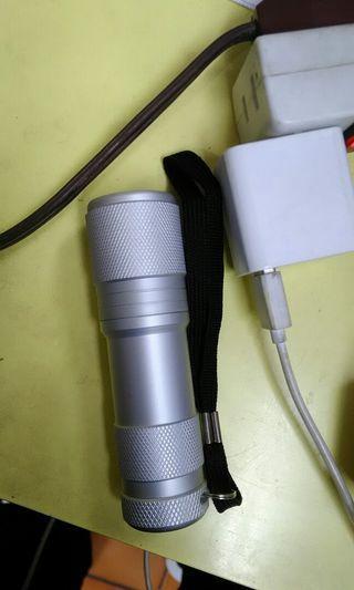 手電筒(台積電)