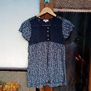 #1111special Blue Top