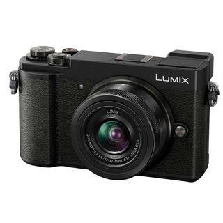 Panasonic Lumix GX9 (Black) with 12-32mm Lens