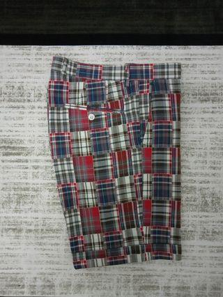 WARE HOUSE PATCHWOCK SHORT PANTS SELUAR PENDEK