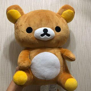 坐姿拉拉熊 30cm