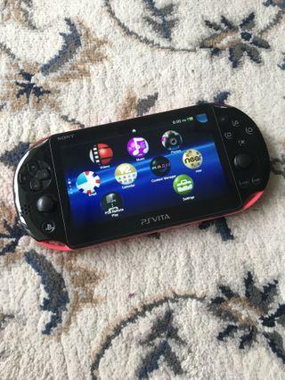 PS Vita 2000 Modded