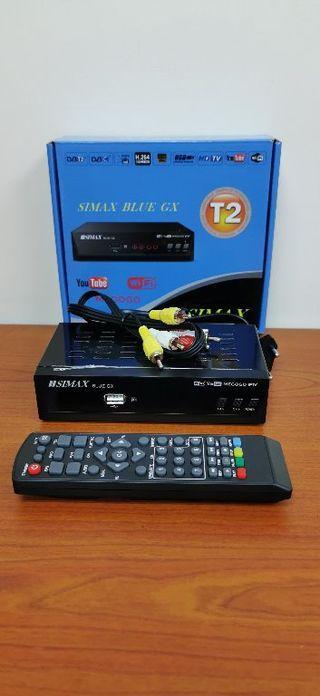 SIMAX MyTV Decoder Box