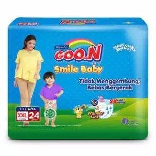 GOON diapers  xxl24