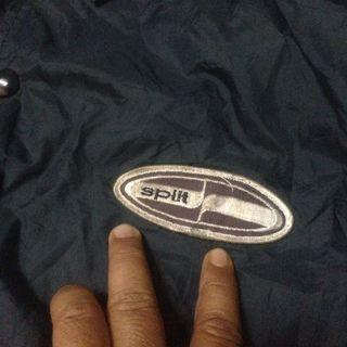 Vtg Split Jacket