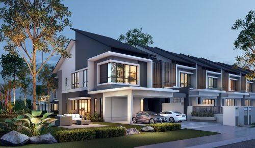 [New-launching SUPER HOT] Double Storey Freehold 22x70, 0% Downpayment FREE All Legal Fees