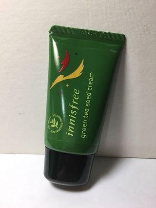 Innisfree 綠茶籽保濕霜