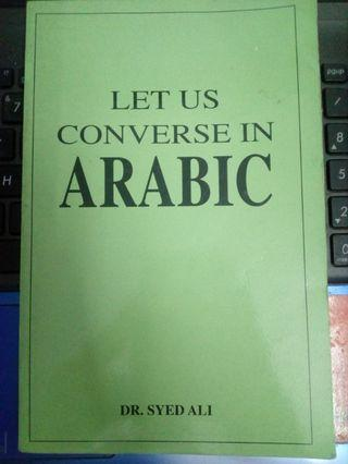 Let Us Converse In Arabic -Dr Syed Ali