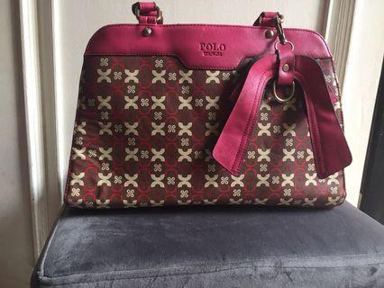 Handbag polo