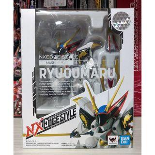 萬代 NX NXEDGE STYLE 魔神英雄傳 龍王號 龍王丸 Ryuoumaru 0034 34 邊緣風格