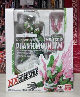 萬代 NX NXEDGE STYLE 0032 幻影鋼彈 幽靈鋼彈 PHANTOM