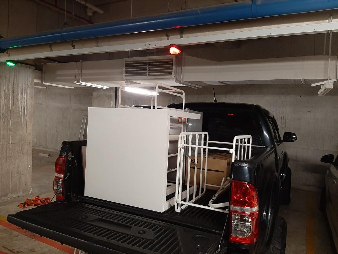 4x4 mover & lori service
