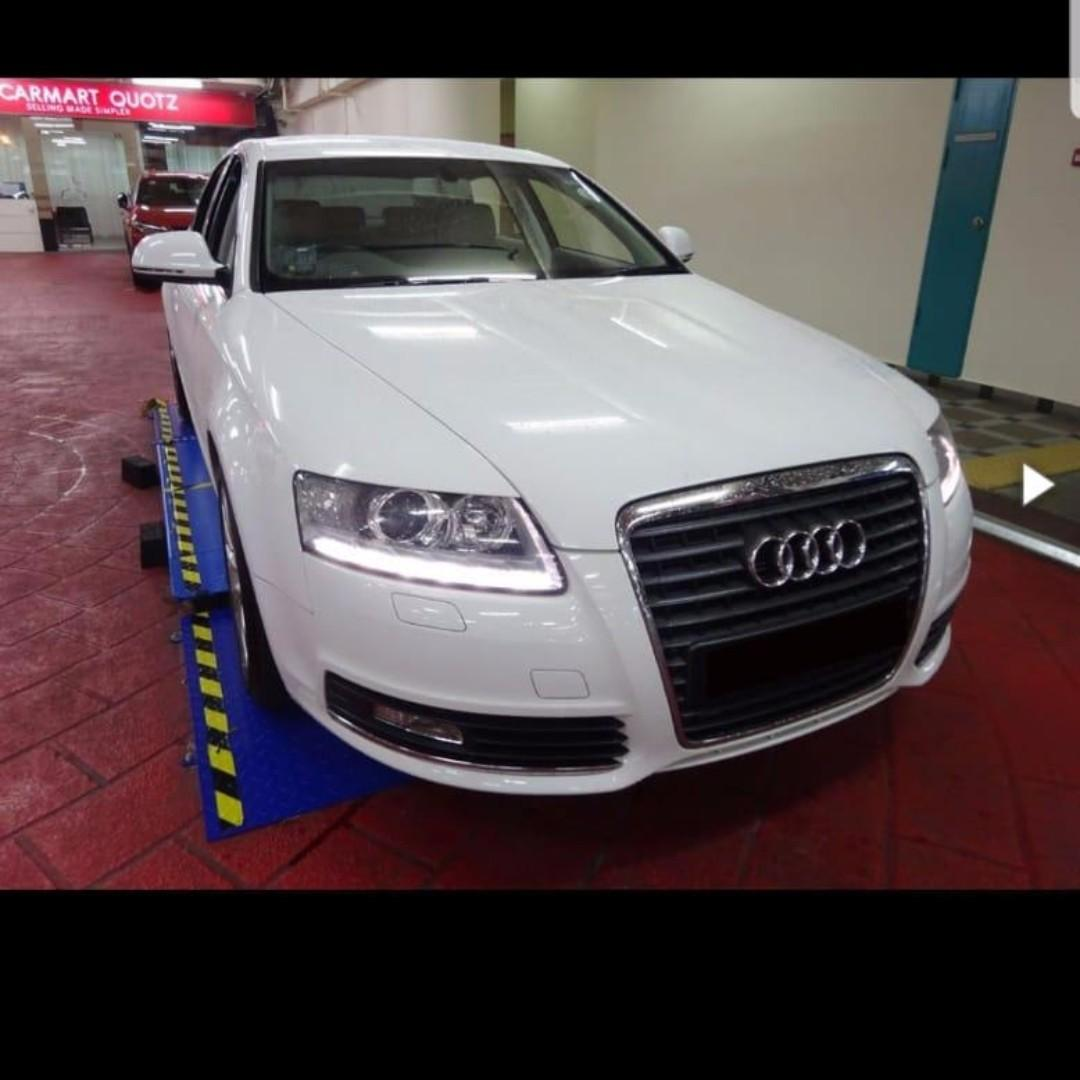 Audi A6. Good condition. $490 per week for min 1 mth