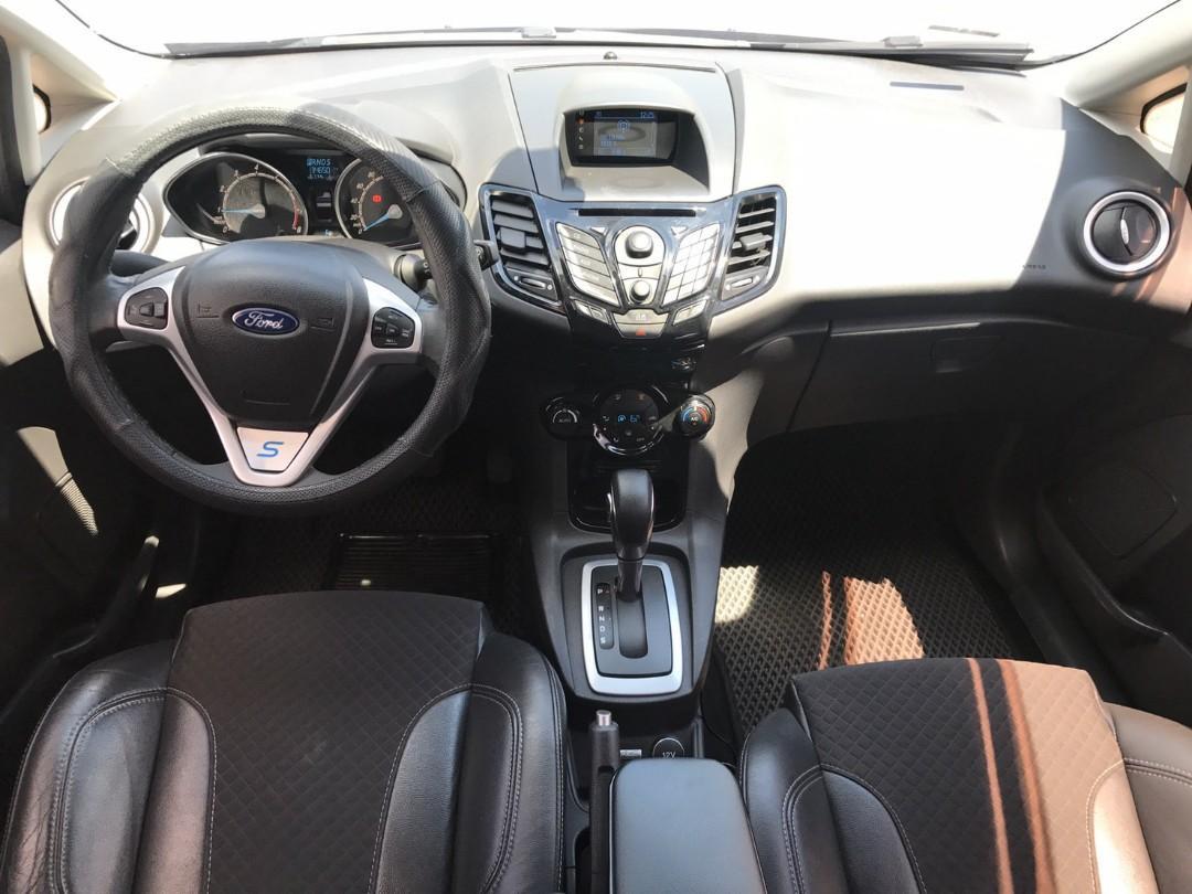中古 2015年 福特 Ford Fiesta