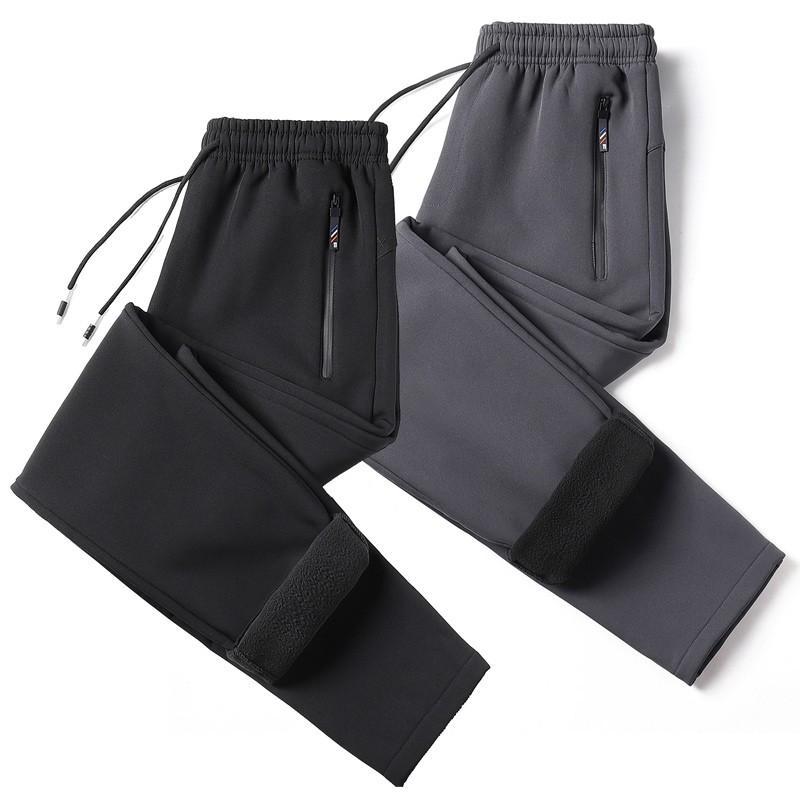 女裝加厚保暖黑色防水長雪褲 (有口袋,十分方便)