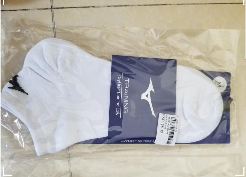 Adidas and mizuno運動襪3對