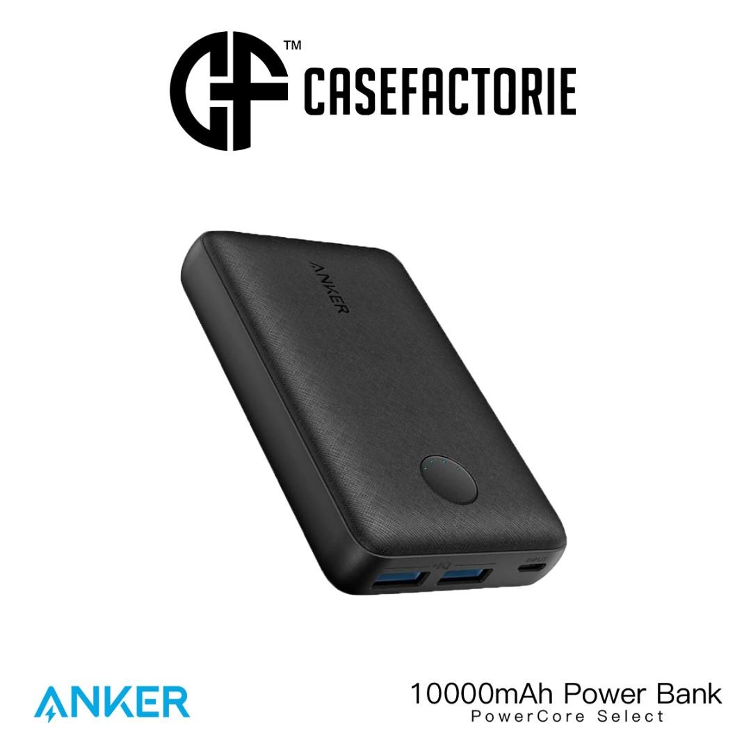 Anker PowerCore Select 10000mah Portable Powerbank