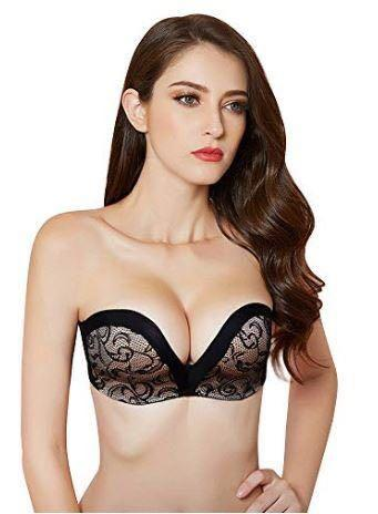 [FREE POSTAGE] Anti-Slip Push Up Bra