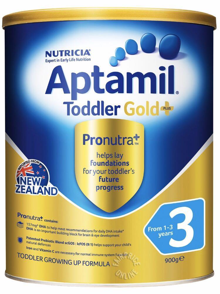 Aptamil Gold+ Stage 3