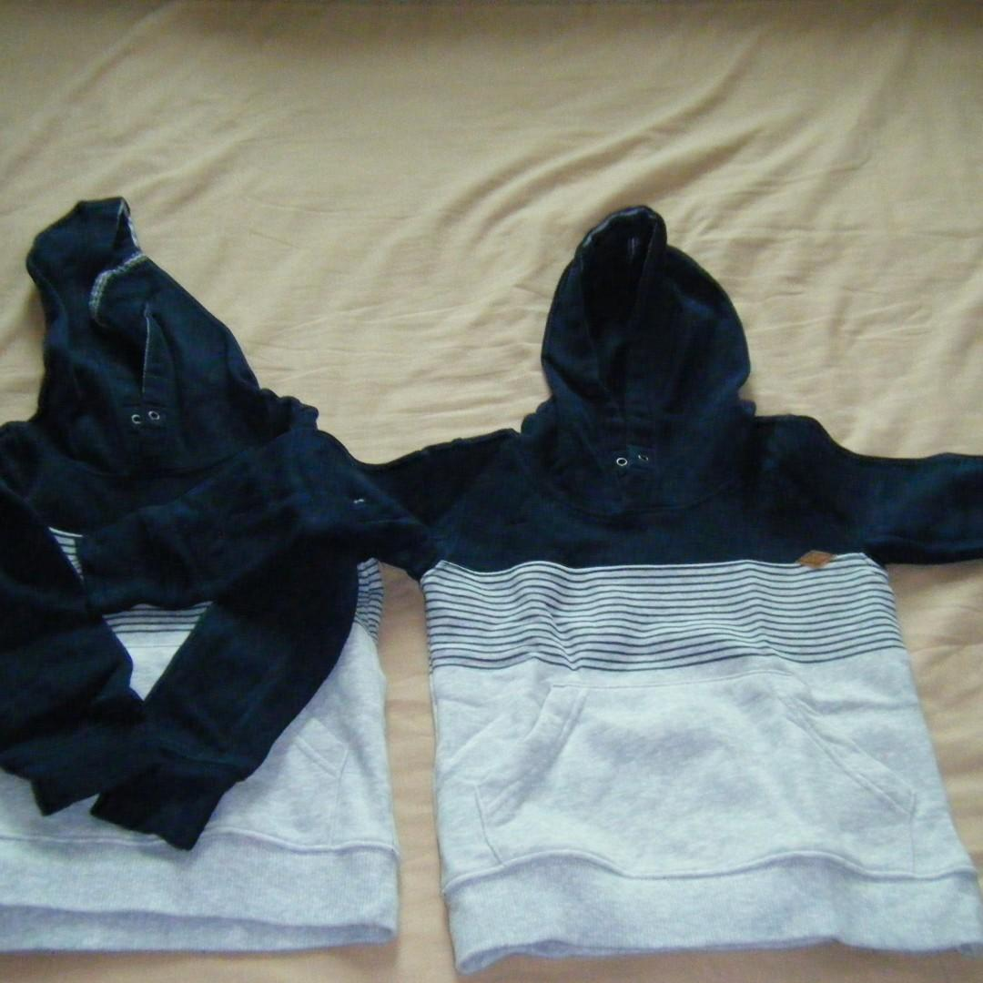 Assortment of winter clothes for 3-4yr old boys
