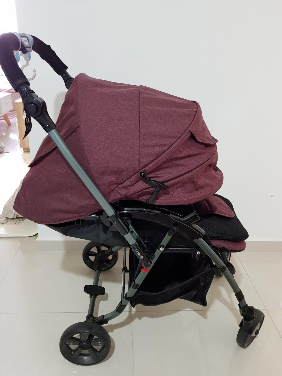 Baby Stroller (pre-owned)