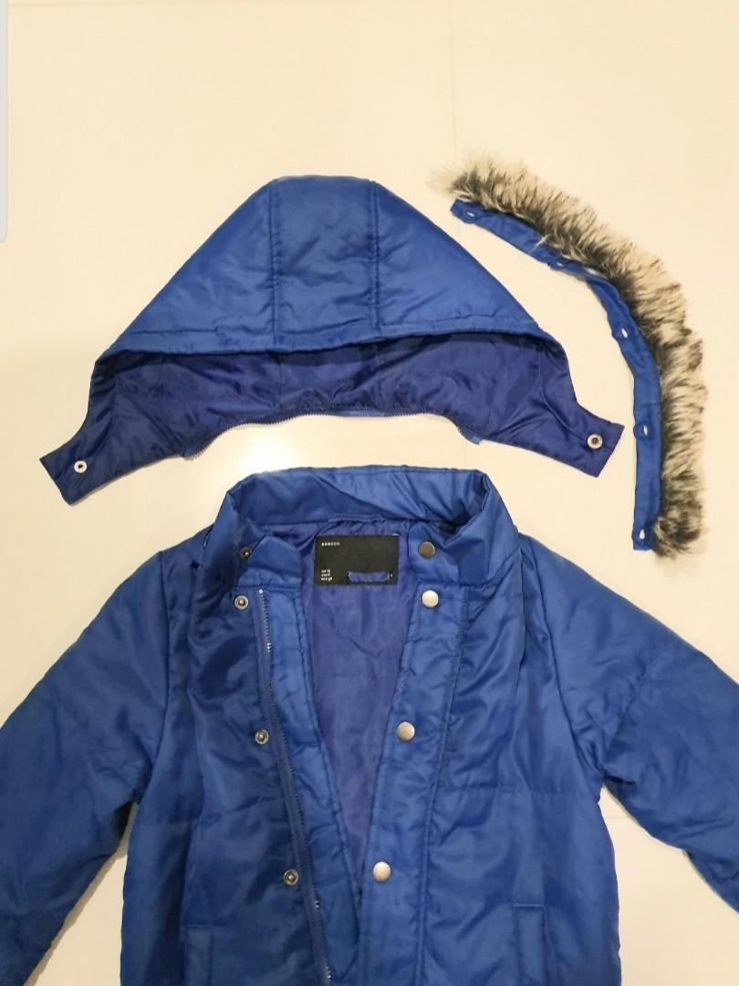 New Boy's Winter Jacket