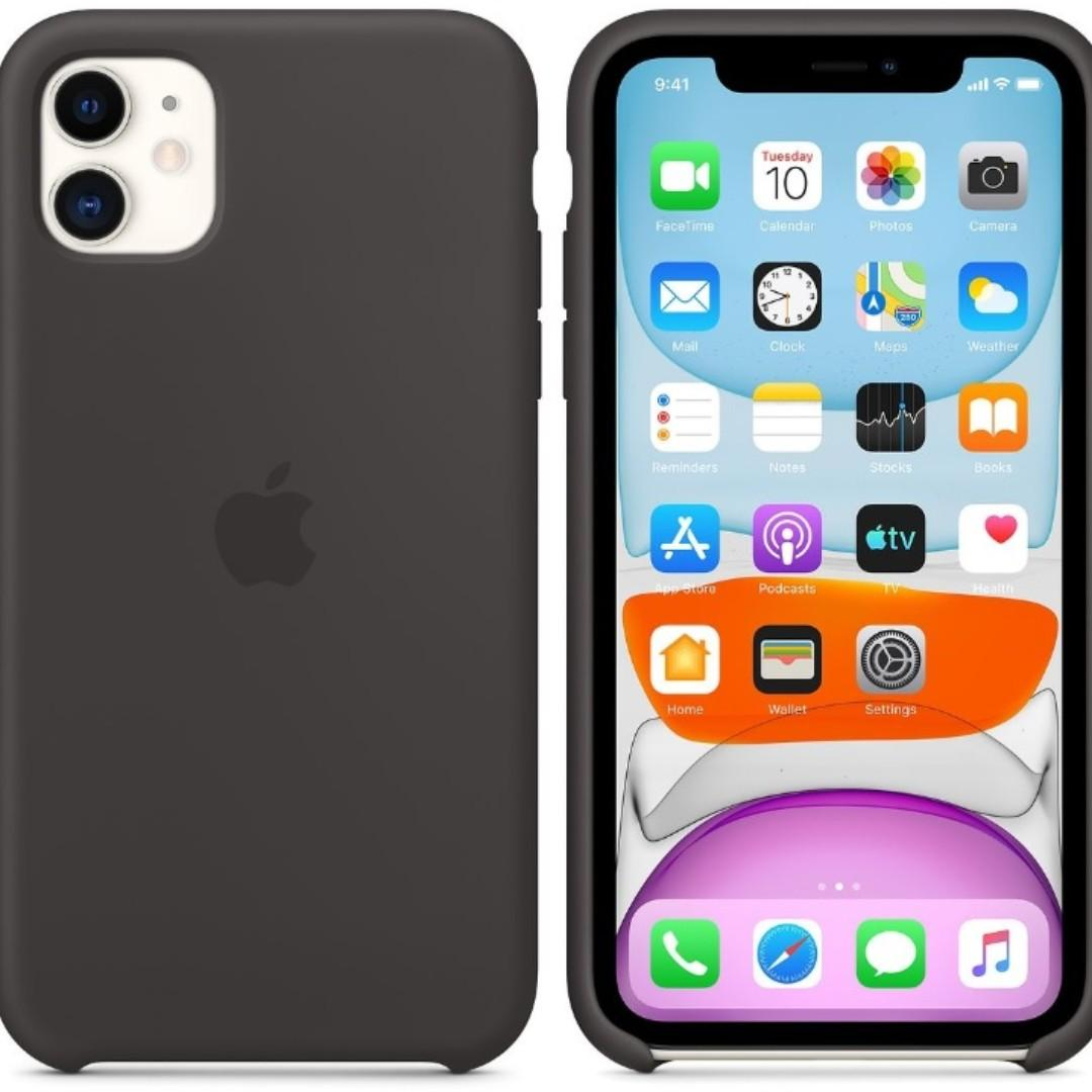 BRAND NEW!! Apple iPhone 11 Official Silicone Case in Retail Box