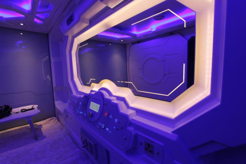 Capsule Bed - SPACE POD